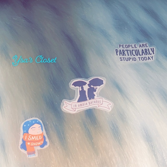 Other - Homemade Gilmore Girl's Stickers